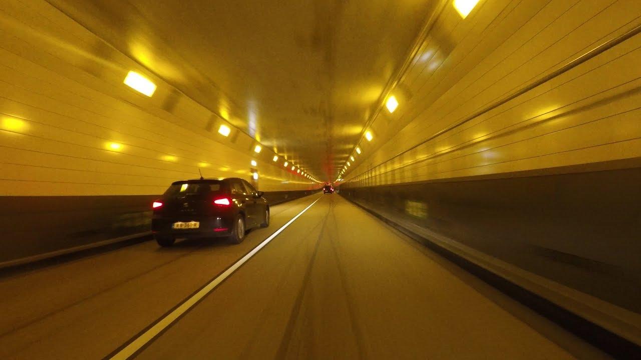 Maastunnel - Nachtafsluiting thumbnail