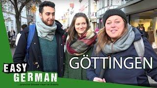 Göttingen | Easy German 171