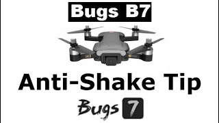 Bugs B7 Anti-Shake Tip