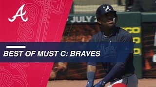 Must C: Top moments from the Braves' exciting 2018 season