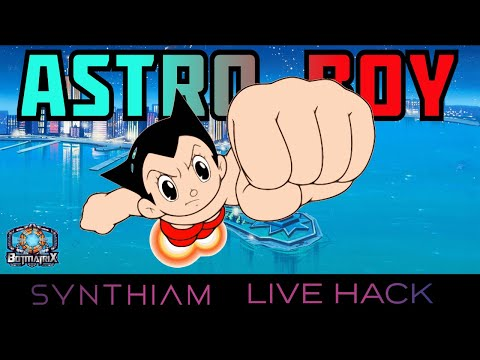 Astro Boy Live Hack....Back In Action!
