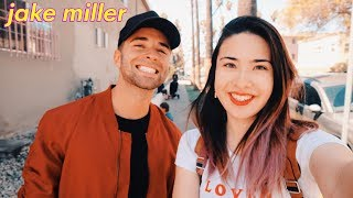 JAKE MILLER Interview- breakup, signing to Warner Bros, opening for Snoop Dogg, rebranding