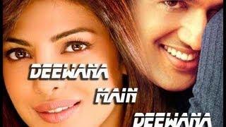 Govinda, Priyanka Chopra - Kala Doriya - Deewana Main Deewana