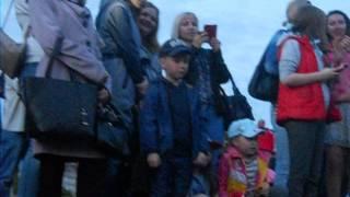 Фестиваль водных фонариков в Кирове 9 июня 2017