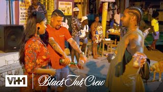 A Street Party Turns Into a Loyal Ink Street Fight 👊 'Sneak Peek' | Black Ink Crew: Chicago - Video Youtube