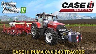Farming Simulator 17 CASE IH PUMA CVX 240 TRACTOR