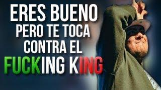 Eres BUENO pero te toca vs el FUCKING KING - Aczino