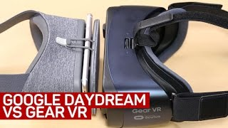 Google Daydream vs. Gear VR: Which is the best mobile VR device?