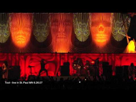 Tool - 10,000 Days (live St Paul 07) - HQ audio
