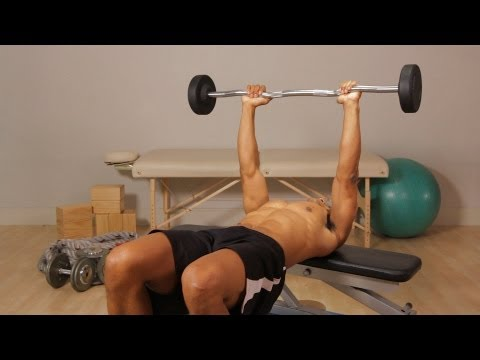 How to Do a Barbell Lat Pullover | Back Workout