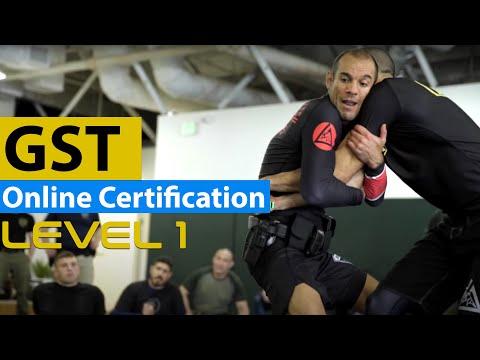Gracie Survival Tactics - Online Instructor Certification Program ...