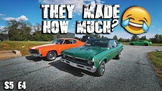 71 Chevelle & 69 Nova Hit the Dyno! | RPM S5 E4