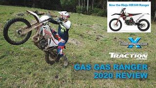 GAS GAS RANGER 2020 REVIEW Cross Training Enduro