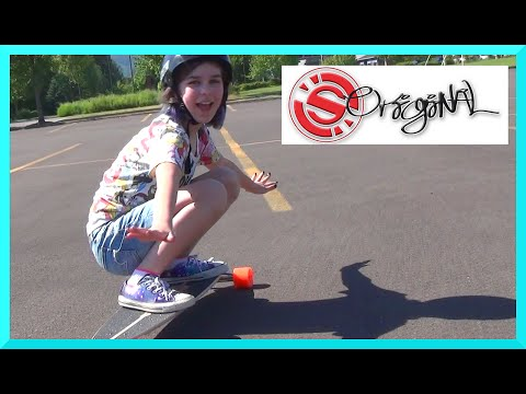 Original Skateboards Cruiser Longboards Review and Ride – Derringer and Pintail