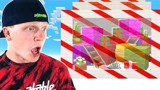 SNEAKING Into Santas SECRET Base Challenge!