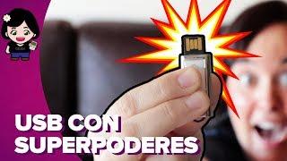 Para que se puede usar una memoria USB