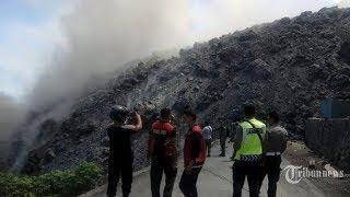 BNPB Sebut Panas Material Gunung Karangetang Capai 1200 Derajat Celsius