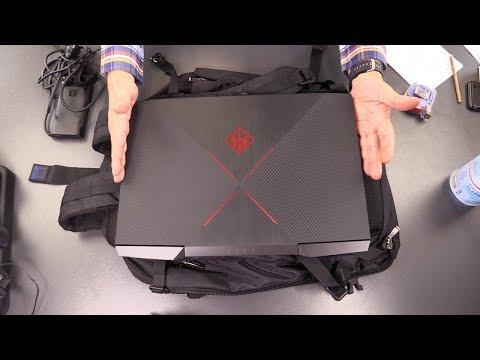 Laptop Rucksack 17,3 Zoll und 30 Liter Volumen von Inateck