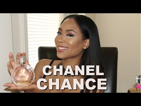Chanel Chance eau Fraiche Review (VavaCouture Perfume Collection / Fragrance Mini-Reviews 2016)