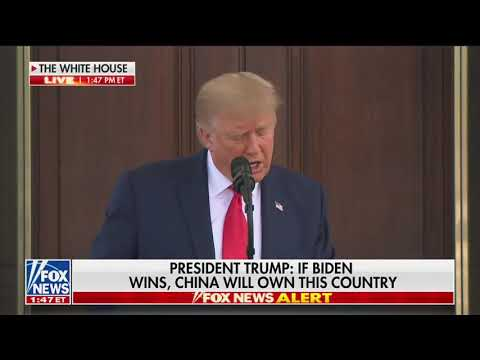 President Trump: We will make America into the Manufacturing Superpower of the World (WAR)