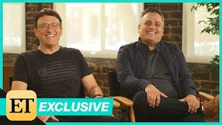 Avengers: Infinity War Directors Anthony and Joe Russo Talk Spoilers (Full Interview)