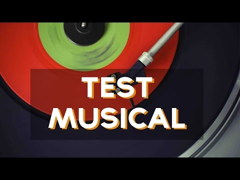 Test de Música ¿Qué tipo de música eres? | Tests Divertidos