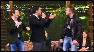 Beyaz Show Pit10 & Mustafa Ceceli Es Canlı Performans