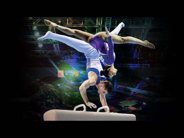 2016 Artistic Gymnastics British Championships tickets on sale now