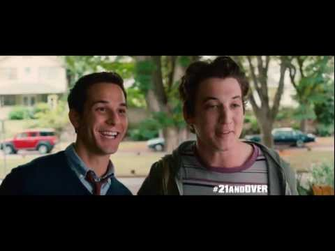 21 and Over Super Bowl Spot