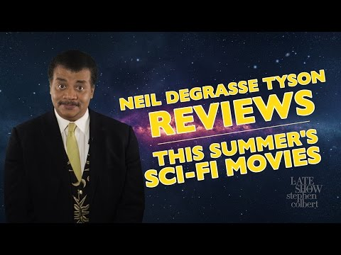 Neil deGrasse Tyson Reviewing Sci-Fi Movies Is The Best Thing You'll See Today