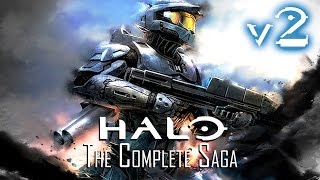 Halo: The Complete Saga v2 Movie (MCC, Reach, Guardians, Terminals, Wars, ODST, Evolutions) 1080p HD - dooclip.me