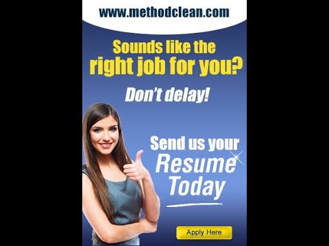 Use your website to hire carpet cleaning technicians and cleaners