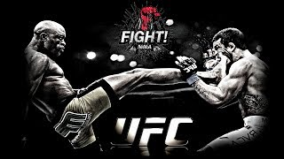 Лучшие моменты MMA UFC. Best knockouts