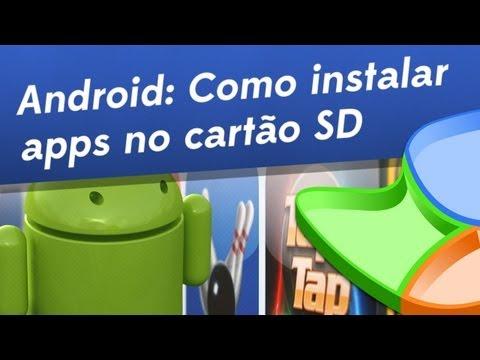Veja como instalar aplicativos no cartão de memória do Android