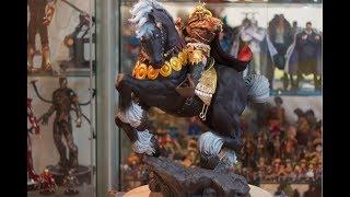 Unboxing TSUME Raoh - King Of Hokuto- HQS ( High Quality Statue )
