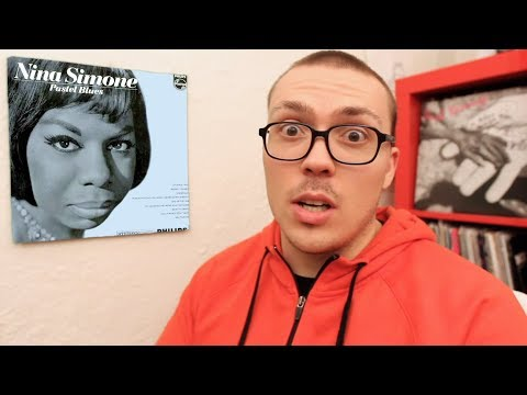 Nina Simone – Pastel Blues ALBUM REVIEW