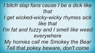 Anybody Killa - Sticky Icky Situation Lyrics