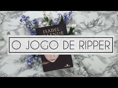 O JOGO DE RIPPER | RESENHA