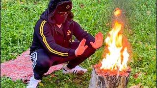 How Slavs go camping