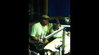 Tony Momrelle Performs Spotlight @ Jazz FM (11th November 2013)