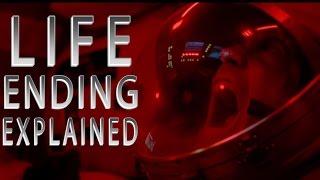 Life Twist Ending Explained Breakdown And Recap - Sony's Venom Prequel!? - Life 2?