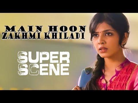 Main Hoon Zakhmi Khiladi | Hindi Dubbed Movie | Compilation Part 1 | Prithvi | Malavika Mohanan