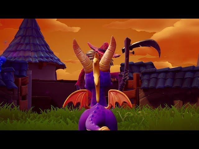 Rekindle Your Love For Your Favorite Purple Dragon Spyro