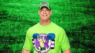 WWE: John Cena Theme Song [The Time Is Now] + Arena Effects (REUPLOAD)
