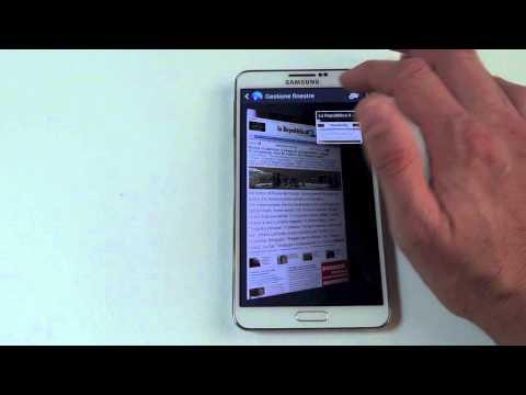 Foto Samsung Galaxy Note 3 - Video Recensione