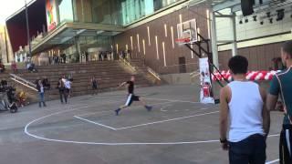 Мега центр Алматы , чемпионат по баскетболу 2015