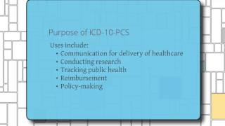 Ten Minutes on ICD-10-PCS