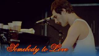 Queen Rock Montreal - Somebody to love