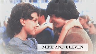» mike and eleven || breathe