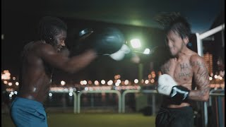 YOUTUBE BOXING IT'S TIME!!
